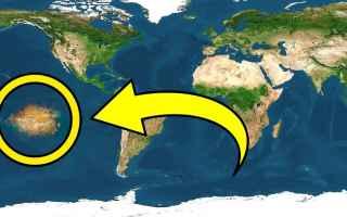 Ambiente: nuovo continente oceano video