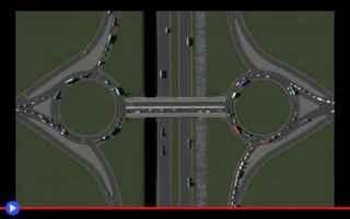 Automobili: città  strade  urbanistica  viabilità