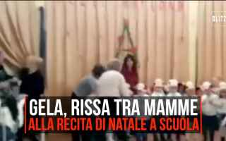 video rissa gela mamme natale