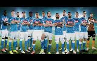 Serie A: napoli video calendario calcio spot