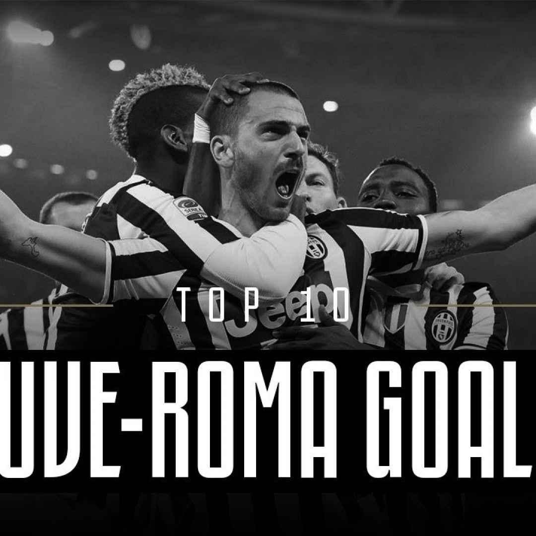 juventus roma video gol top