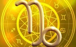 Astrologia: capricorno  15 gennaio  oroscopo