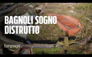 Napoli: napoli bagnoli parco sport video