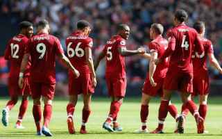 Calcio Estero: premier  league  liverpool  city