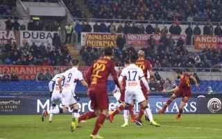 Serie A: roma fazio video genoa calcio