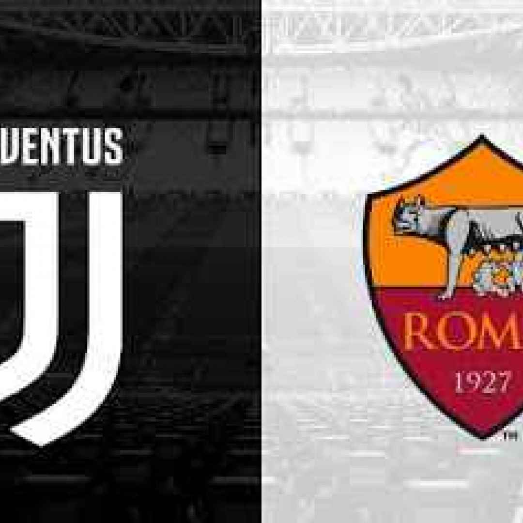 juventus roma video gol calcio