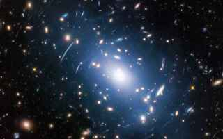 ammassi galattici  luce intracluster