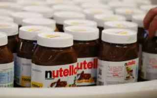 Bologna: truffa nutella video ferrero