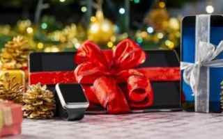 Gadget: regali  hitech  natale