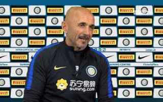 Serie A: inter napoli spalletti video calcio