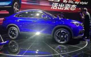Cellulari: auto  coupè  changan cs85
