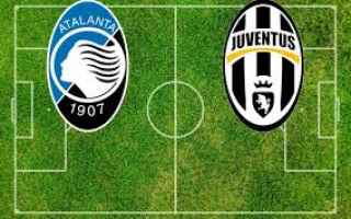 Serie A: atalanta juventus video calcio gol
