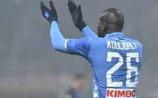 Serie A: inter  napoli  ancelotti