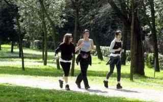 Non fare sport non significa rischiare lobesità a causa del grasso accumulato e mai smaltito, non s