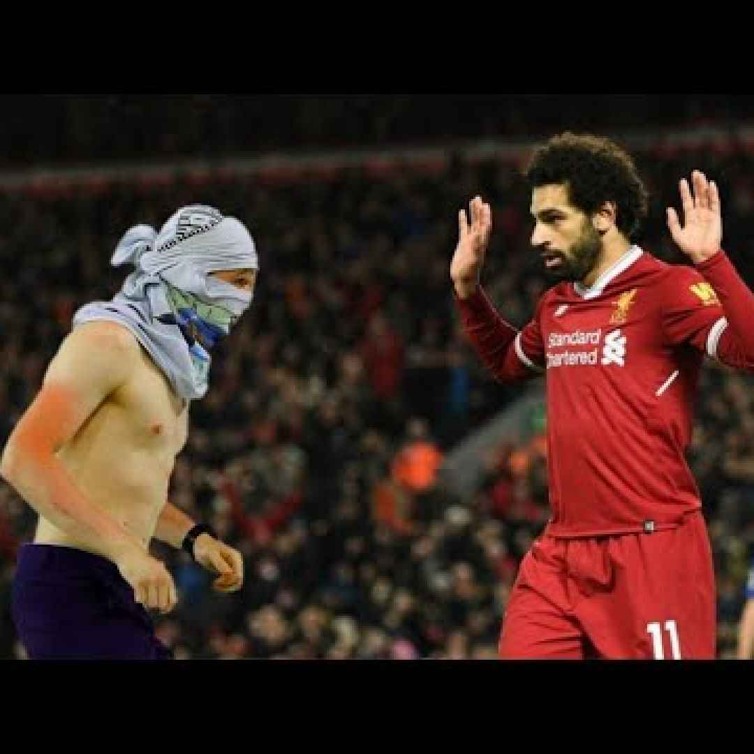 calcio invasioni risse violenza video