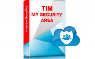 agente tim  sicurezza informatica