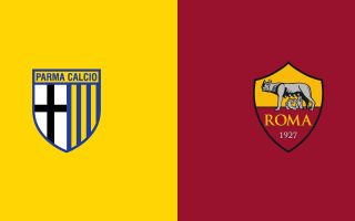 Serie A: parma roma video gol calcio