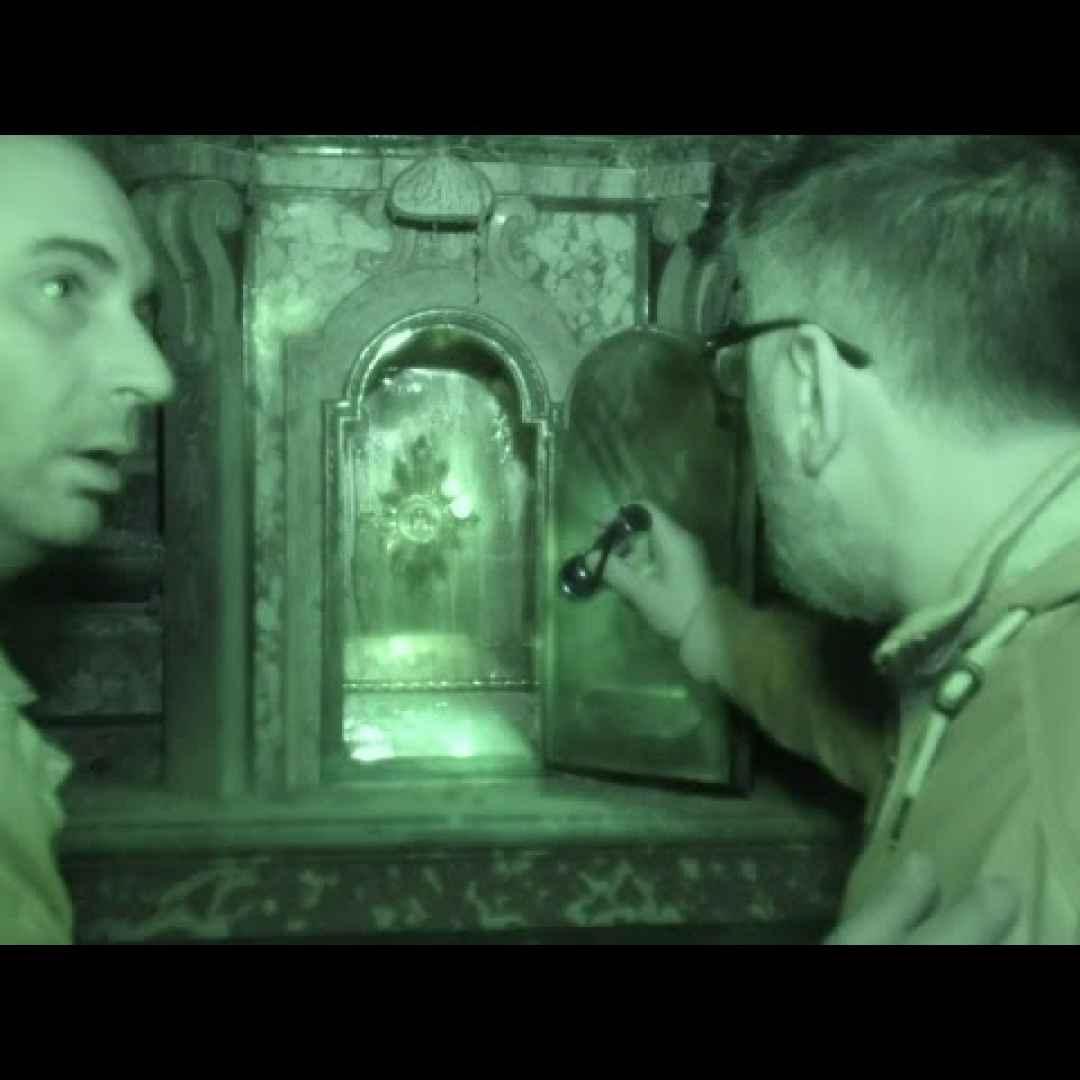 chiesa infestata italia video horror