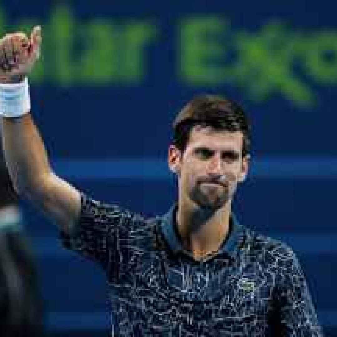 tennis grand slam djokovic doha