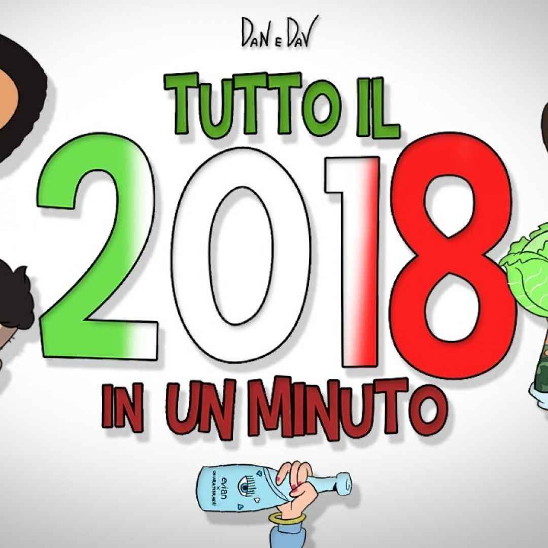 cartoon video 2018 rewind italia