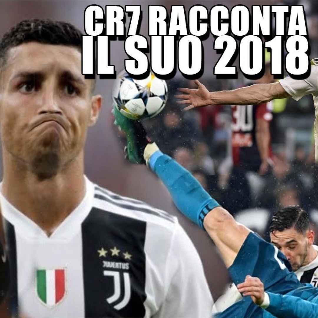 ronaldo video cr7 calcio risate