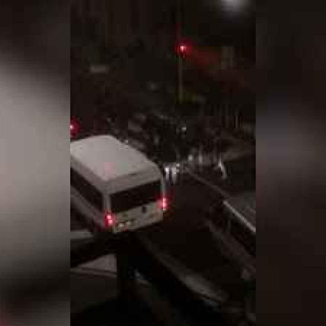 inter napoli scontri video morto