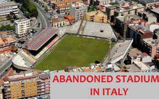video stadio calcio sport