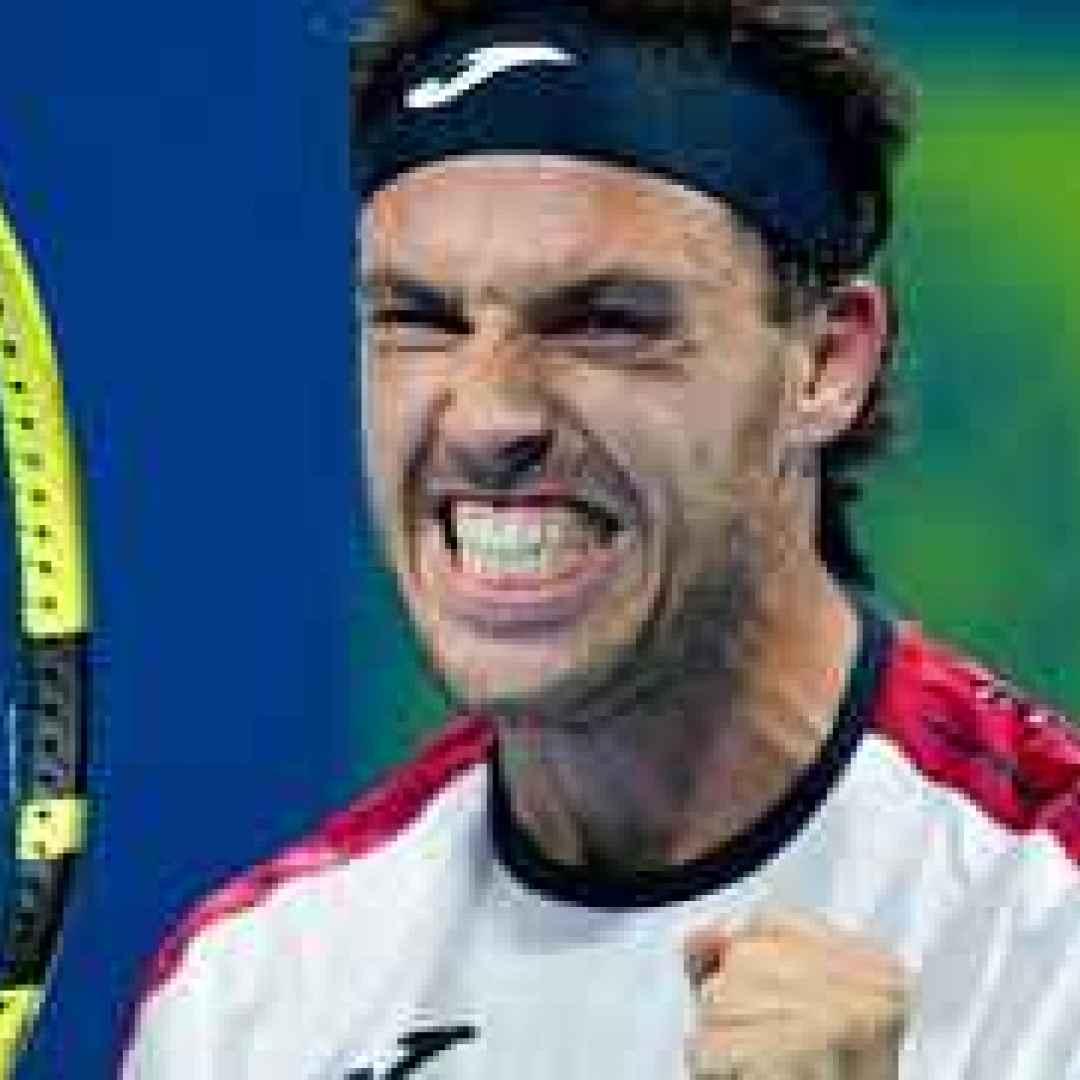 tennis grand slam cecchinato doha