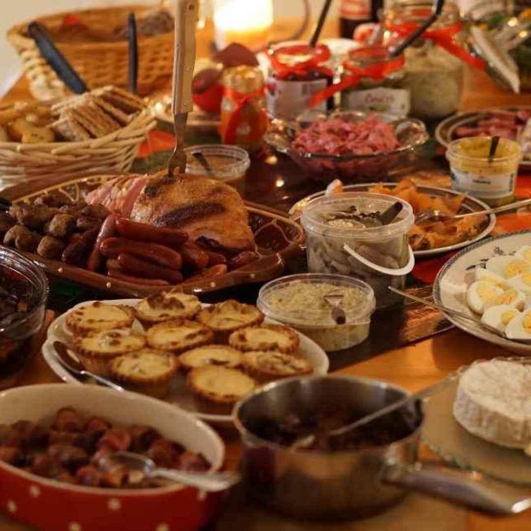 digiuno  feste natalizie  alimentazione