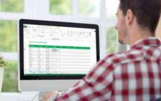 Software: bilancio familiare  excel