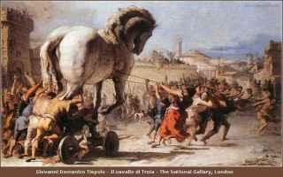 Cultura: ettore  mitologia  omero  paride  ulisse