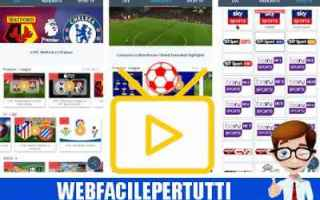 File Sharing: isealive  apk  app  calcio  gratis