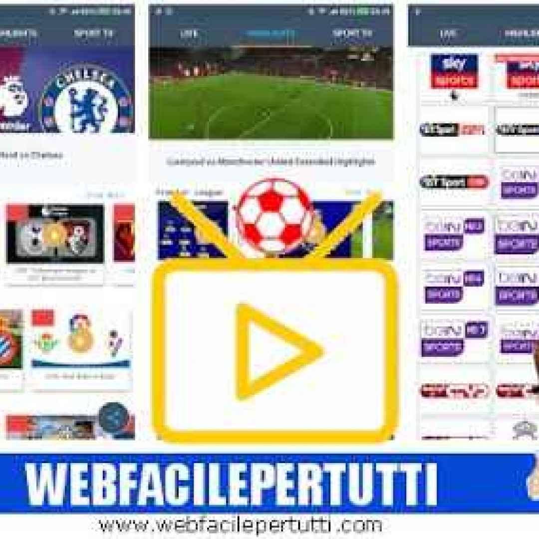 isealive  apk  app  calcio  gratis