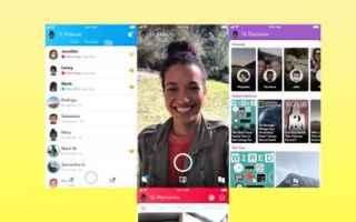 Social Network: snapchat chat social app