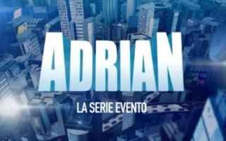 """Celentano si trasforma in """"Adrian"""" la serie-evento di Canale 5<br /><br />Ci sono voluti sette ann"""