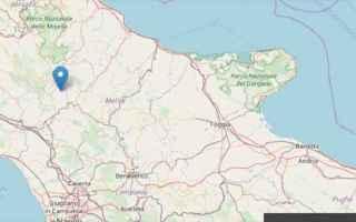 (ANSA) - ACQUAVIVA DISERNIA (ISERNIA), 6 GEN - Una scossa di terremoto di magnitudo 3.0 è stata avv