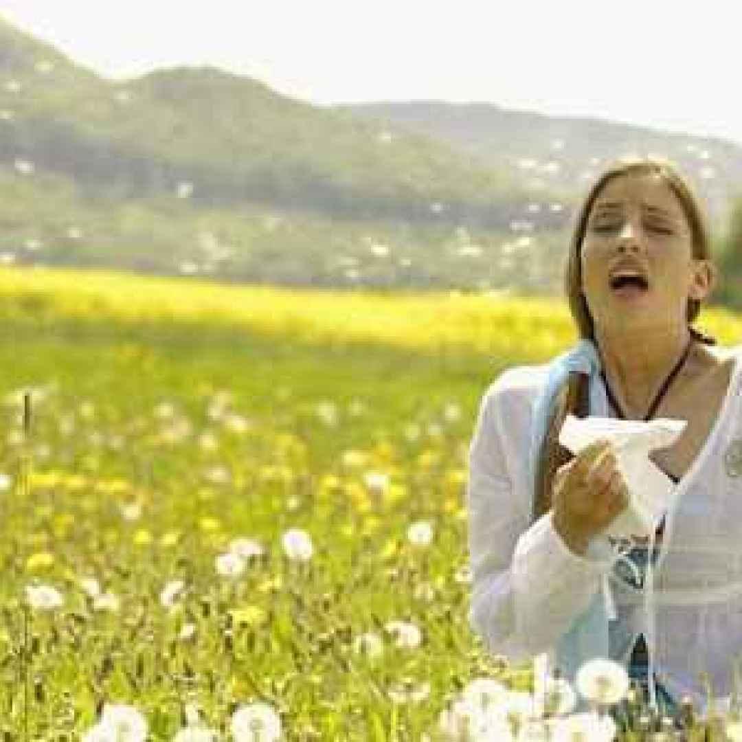allergie  farmaci  asma