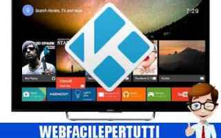 Android: kodi  app  sony  tv  android
