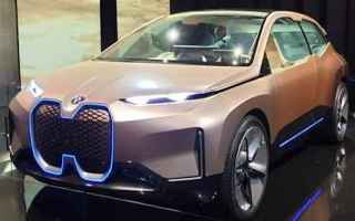 Automobili: auto bmw ces2019 tecnologia