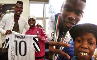 pogba cancro juventus video cancro