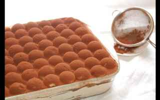 Ricette: ricetta dolce video ricette tiramisu
