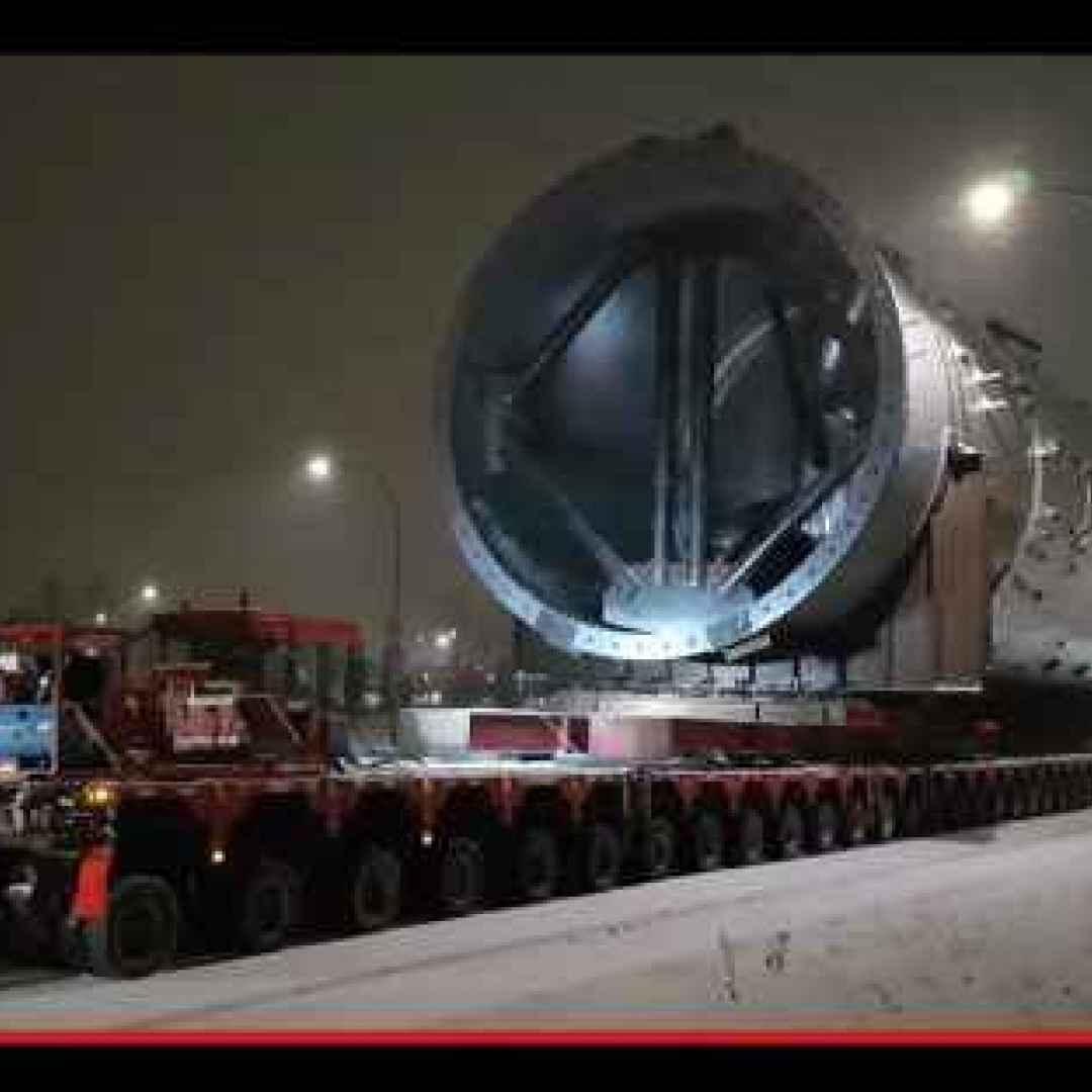 industria  trasporti  torri  camion