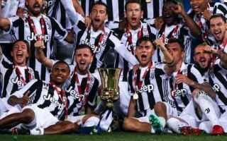 Coppa Italia: napoli  juventus  inter
