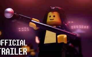 Musica: lego queen video trailer musica