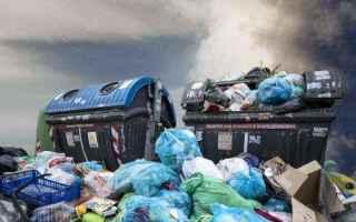Roma: rifiuti roma  incendio tmb via salaria