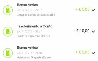 Soldi Online: guadagno online  bill  sisal