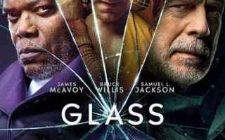 Cinema: glass.cinema  shyamalan