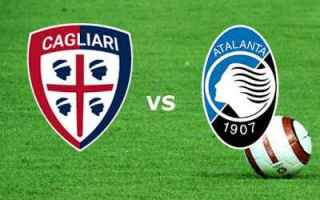 Coppa Italia: cagliari atalanta video calcio gol
