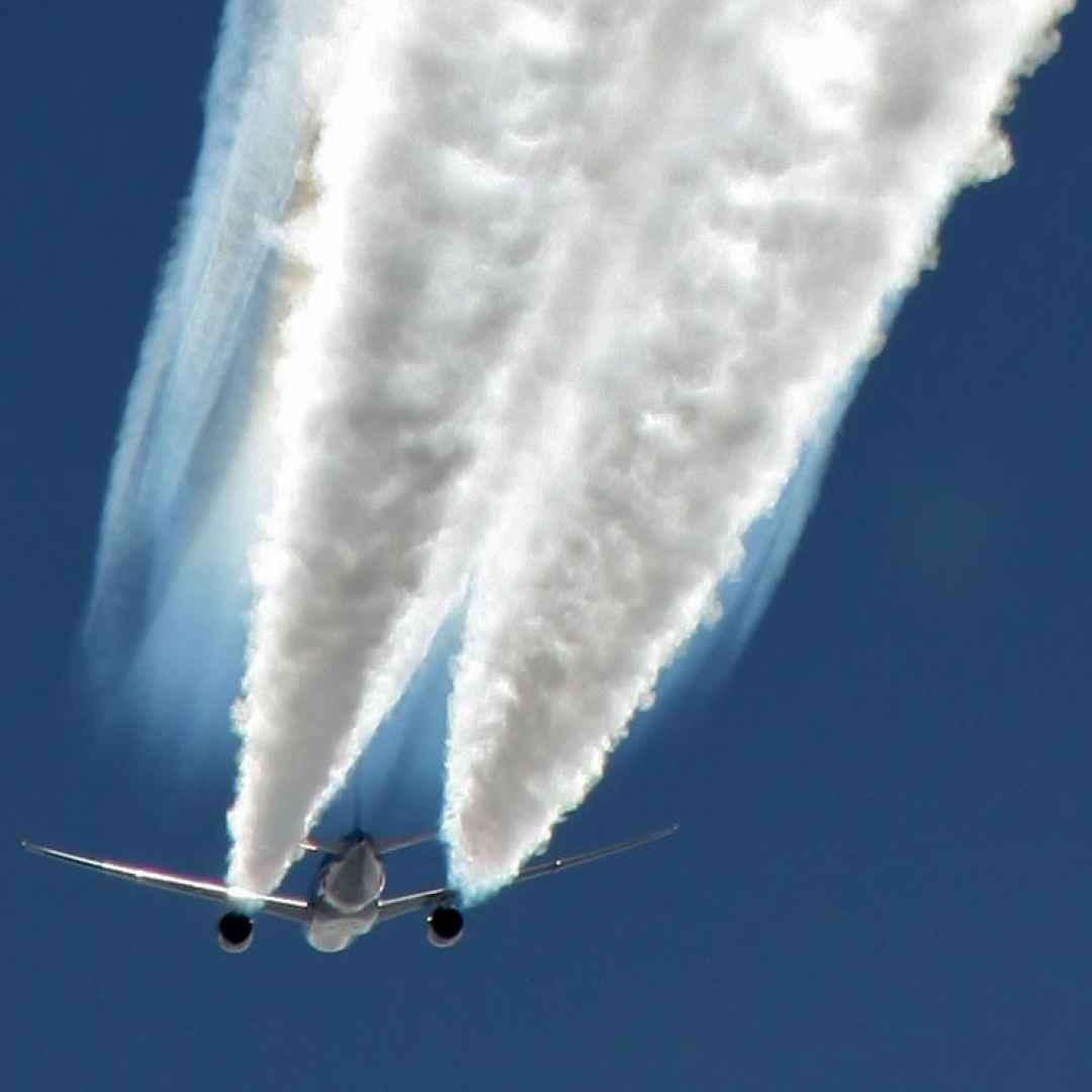 inquinamento aereo gas video