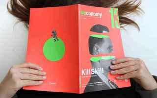 """Il messaggio di """"Kill Skill"""", il tredicesimo quaderno di Weconomy di Logotel, è il seguente: le per"""